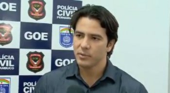 Márcio Botelho contou detalhes do ocorrido em entrevista à TV Jornal