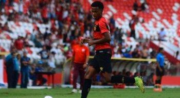 Rafael vinha demonstrando bom futebol no Sport.