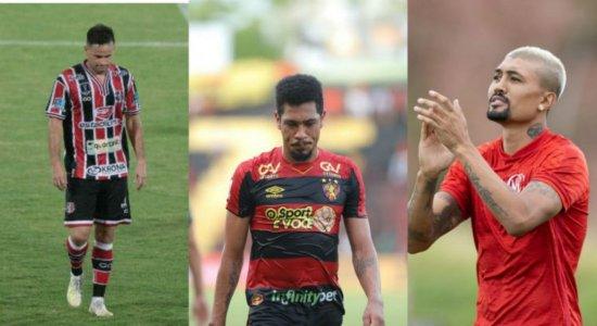 Futebol Pernambucano e a baixa efetividade de seus centroavantes