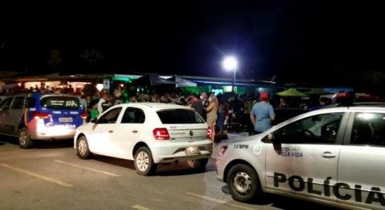 Procon interdita bar no Recife após aglomeração de pessoas