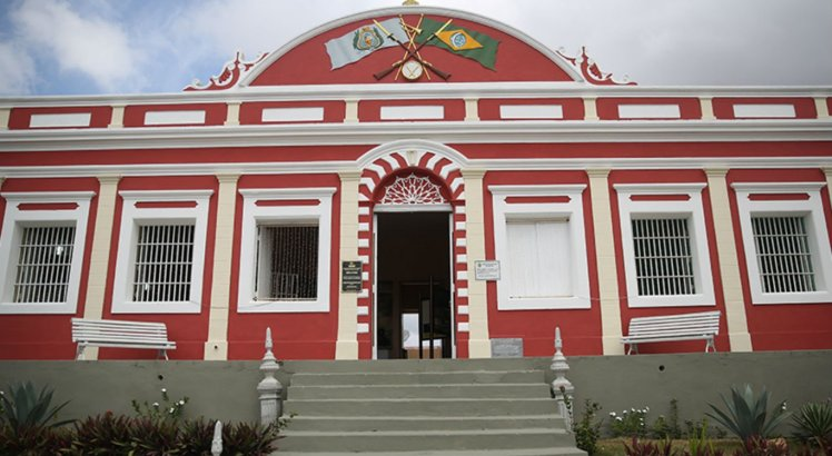 Memorial de Gravatá, antiga cadeia pública
