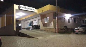 Hospital João Murilo, em Vitória de Santo Antão