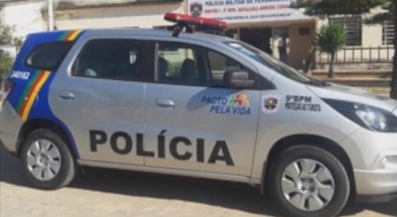 Jovens são suspeitos de tentar assaltar policiais