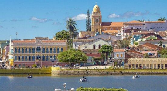 Cidade de Triunfo, no Sertão de Pernambuco