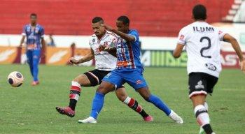 O contrato de Lucas Gonçalves com o Santa Cruz encerra em outubro.
