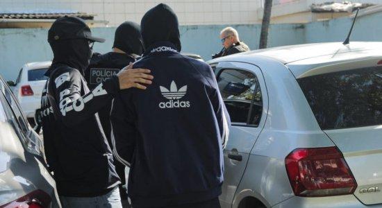 Operação desarticula grupo suspeito de tráfico de drogas e homicídios no Recife
