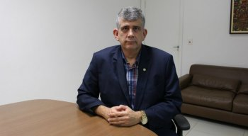 Vice-presidente do Conselho Regional de Medicina de Pernambuco (Cremepe), Fernando Oliveira