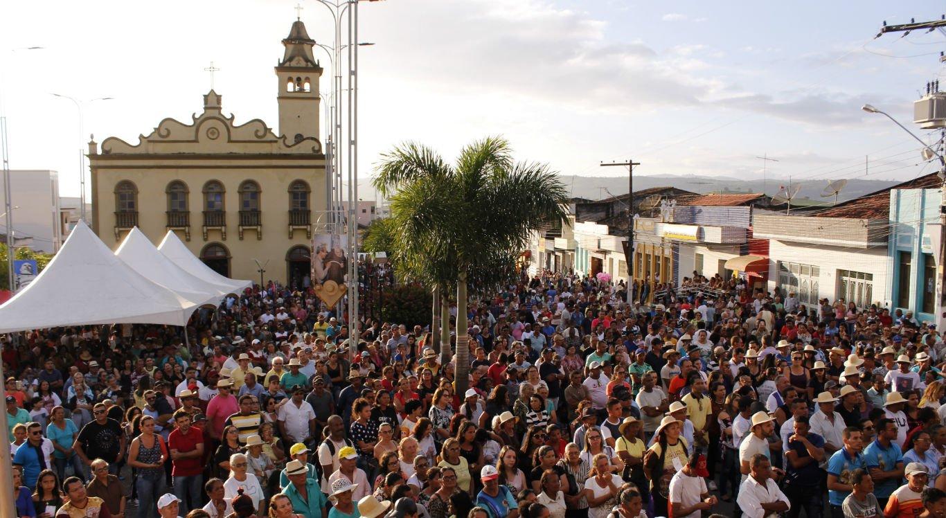 Romaria de Frei Damião, em São Joaquim do Monte