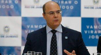 Wilson Witzel foi afastado do governado do Rio de Janeiro por determinação do STJ