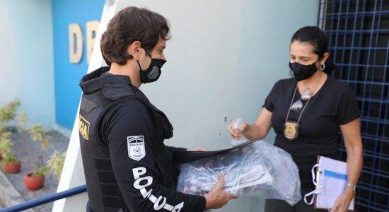 Operação mira suspeitos de peculato e lavagem de dinheiro e cumpre mandados no Recife e em Toritama