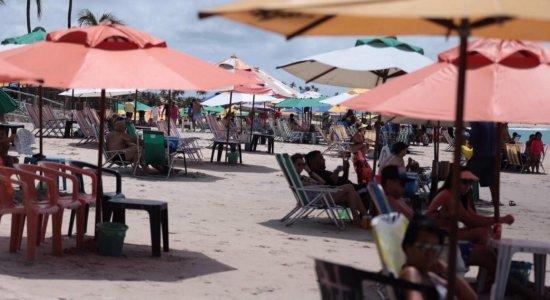 Recife e Ipojuca se preparam para feriadão com comércio de praia liberado