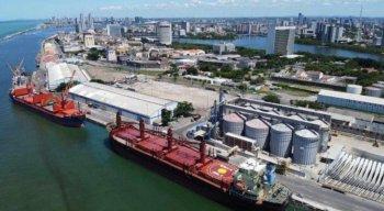 Porto do Recife.