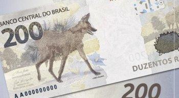 Nota vai homenagear o lobo-guará