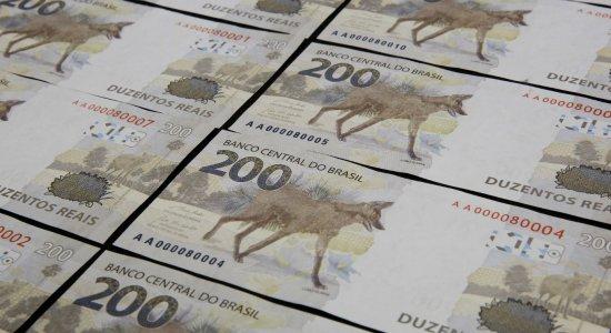 [Imagens] Veja os detalhes da nova cédula de R$ 200 lançada pelo Banco Central