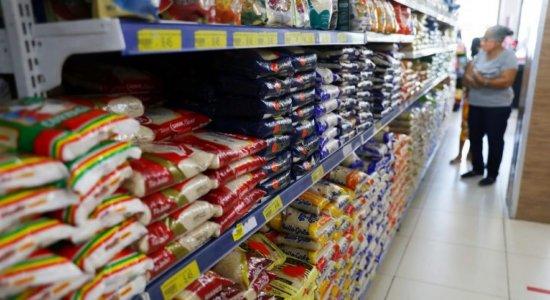 Pesquisa revela aumento na cesta básica já no primeiro mês de 2021