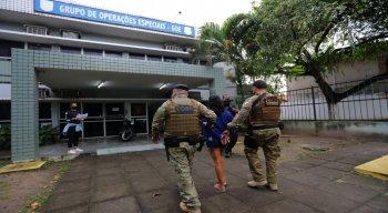 Operação DNA da Polícia Civil de Pernambuco
