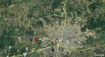 Tremores de terra foram registrados em Caruaru
