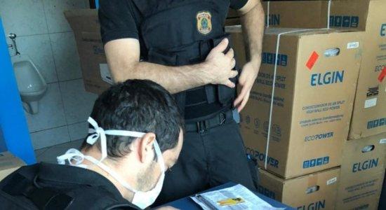 Polícia Federal faz operação em vários estados