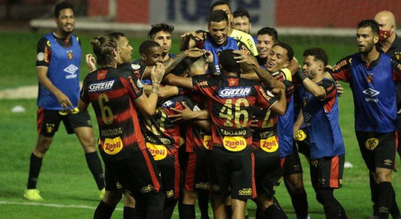 Jogadores do Sport deixaram clara a união do grupo em prol da recuperação na Série A.