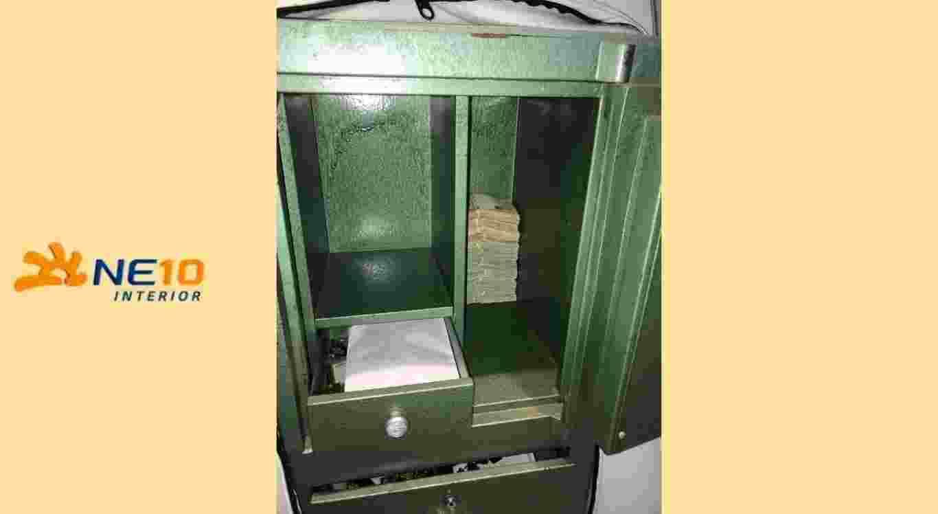 R$ 110 mil em espécie foram encontrados no cofre na casa do Prefeito de Agrestina