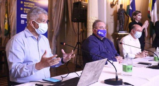 Covid-19: epidemiologista diz que queda nos números em Pernambuco não é motivo para relaxar medidas