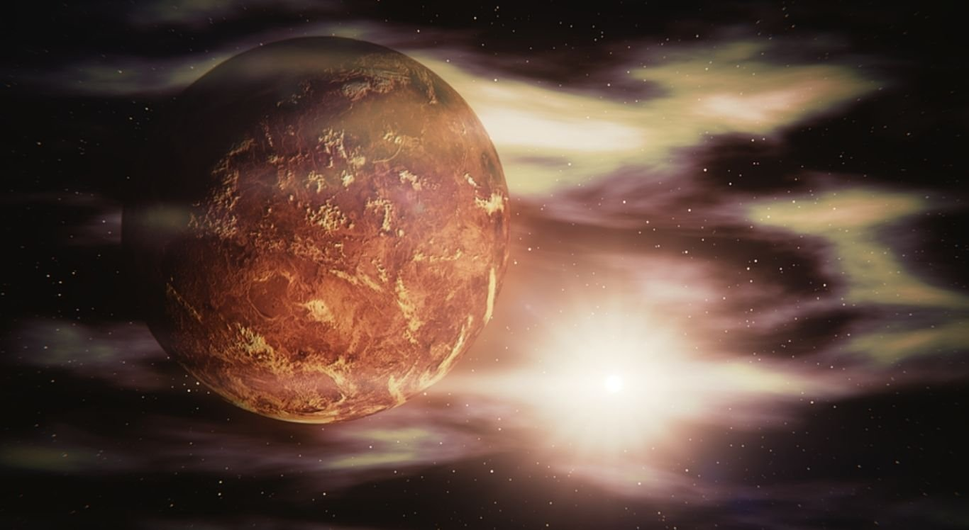 Durante o estudo, os cientistas identificaram gás fosfina na atmosfera do segundo planeta do sistema solar