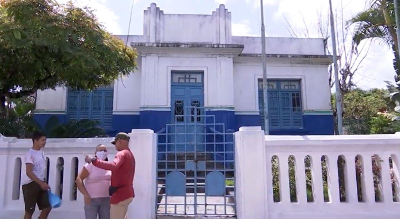 Sede da Prefeitura de Agrestina
