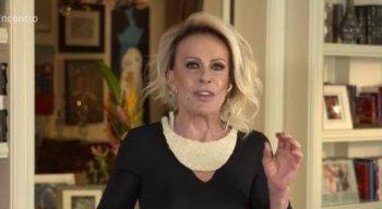 Tombo de Ana Maria Braga em casa: Como ela está? Qual o estado de saúde atualizado? Veja últimas notícias sobre apresentadora