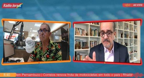 Corrida Eleitoral: Antonio Lavareda estreia quadro na Rádio Jornal para falar das eleições 2020