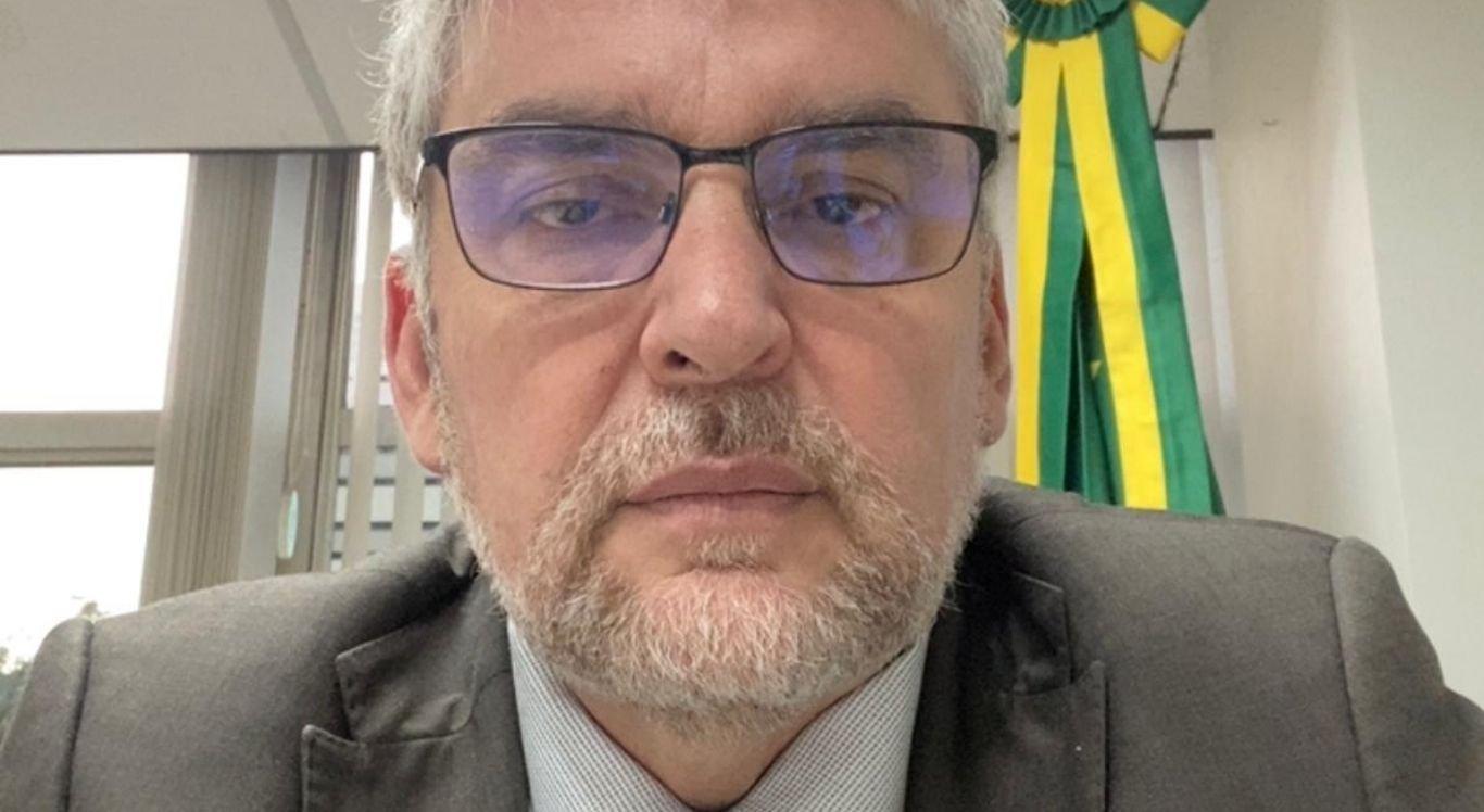 Silvio Nascimento está na Embratur desde junho do ano passado
