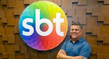 Téo José é o narrador oficial das transmissões da Libertadores da América no SBT