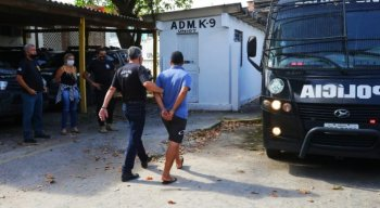 Dez integrantes da Torcida Jovem foram presas nesta terça-feira (15)