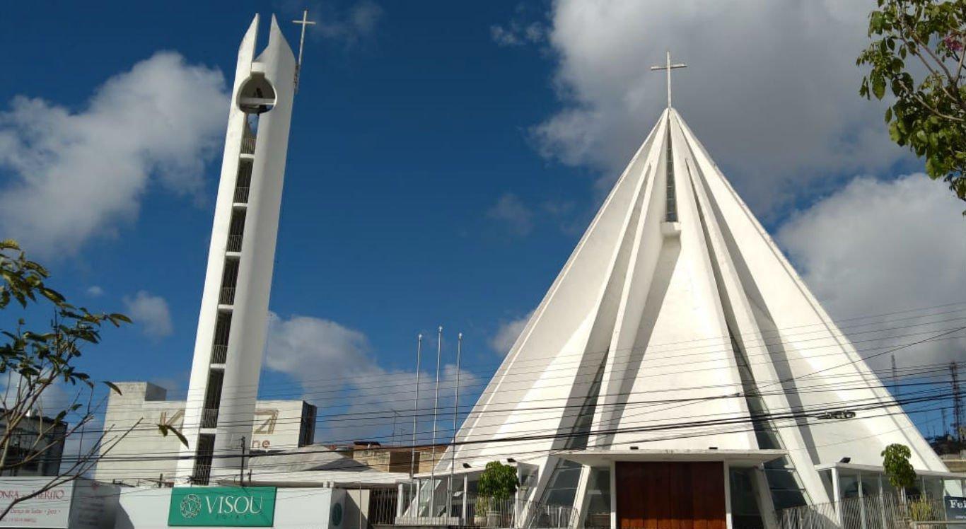 Catedral de Nossa Senhora das Dores, em Caruaru