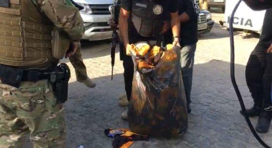 Presidente de torcida organizada do Sport é preso em operação da Polícia