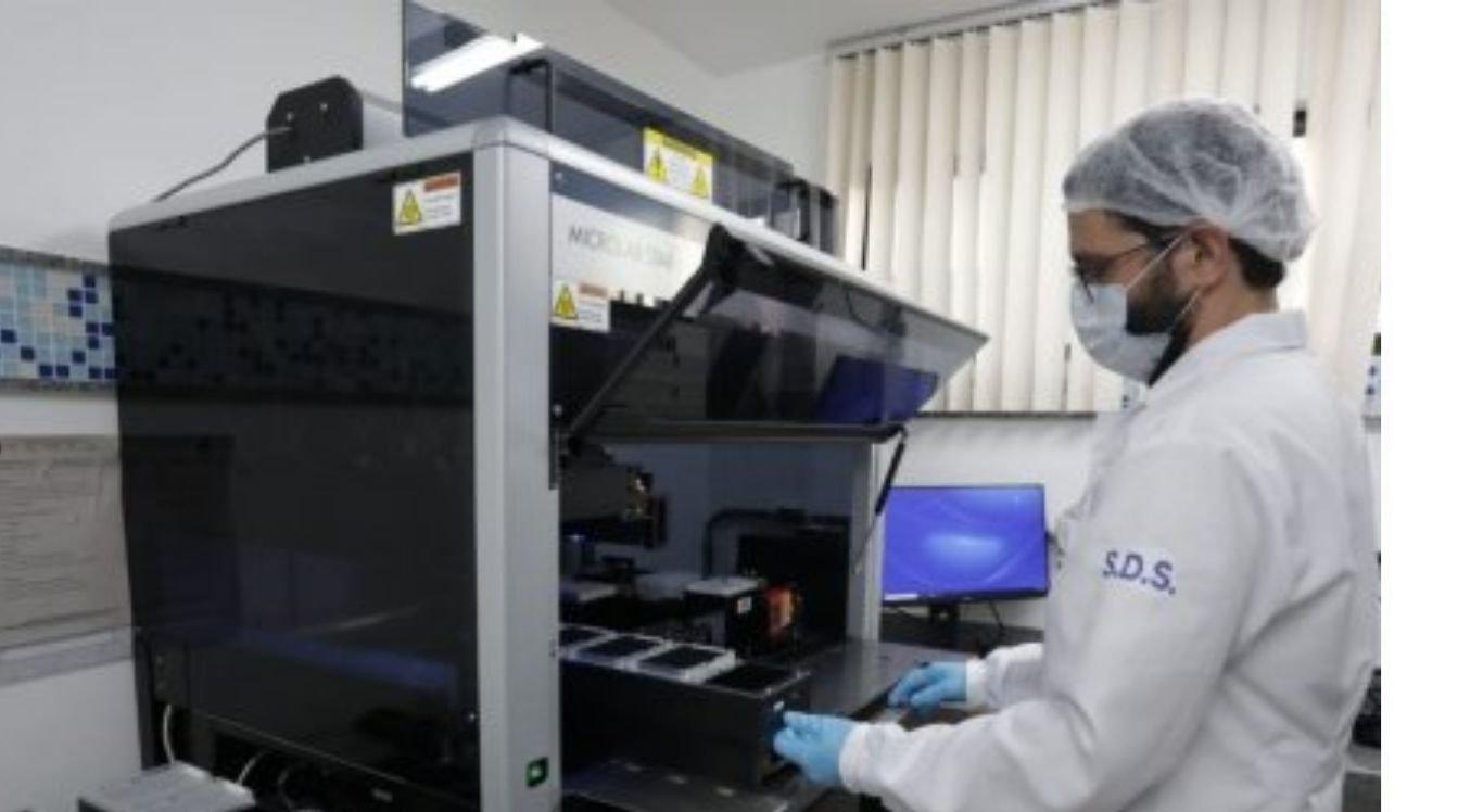 O equipamento tem tecnologia norte americana e será utilizado nas investigações de crimes sexuais