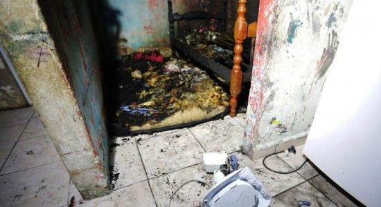 Morre segunda criança vítima de incêndio na Zona Oeste do Recife