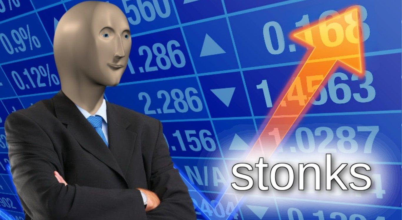 Meme Stonks faz sucesso nas redes sociais