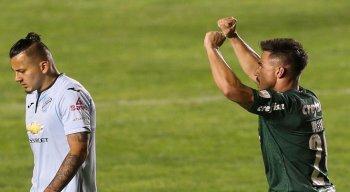 O Palmeiras segue com 100% de aproveitamento