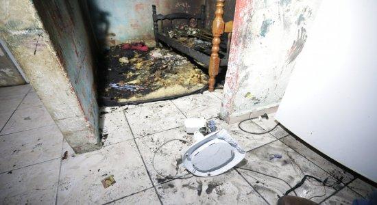 Chefe do Setor de Queimados do Hospital da Restauração, no Recife, alerta para o risco de acidentes domésticos