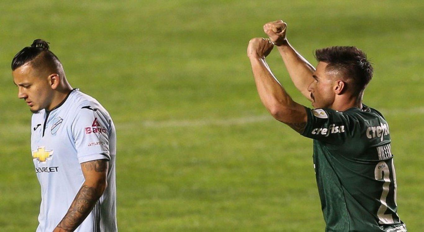 Cesar Greco / Palmeiras / Direitos Reserevados