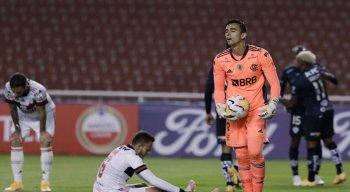 O Independiente Del Valle não tomou conhecimento do atual campeão e massacrou o Rubro-negro