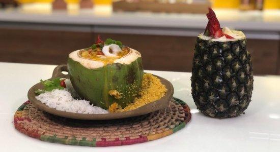 Sururu + Drink: delícias do Chef Rivandro França no Sabor da Gente
