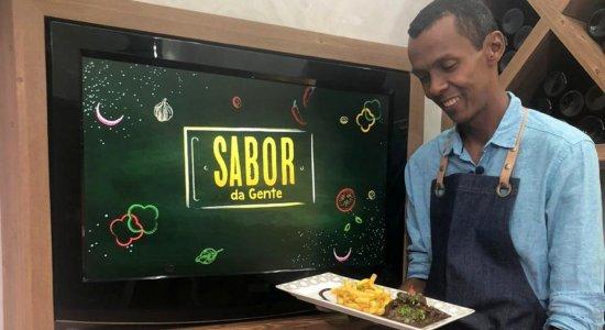 Receita de Seu Porco ao Tinto com o Chef Rivandro França do Sabor da Gente