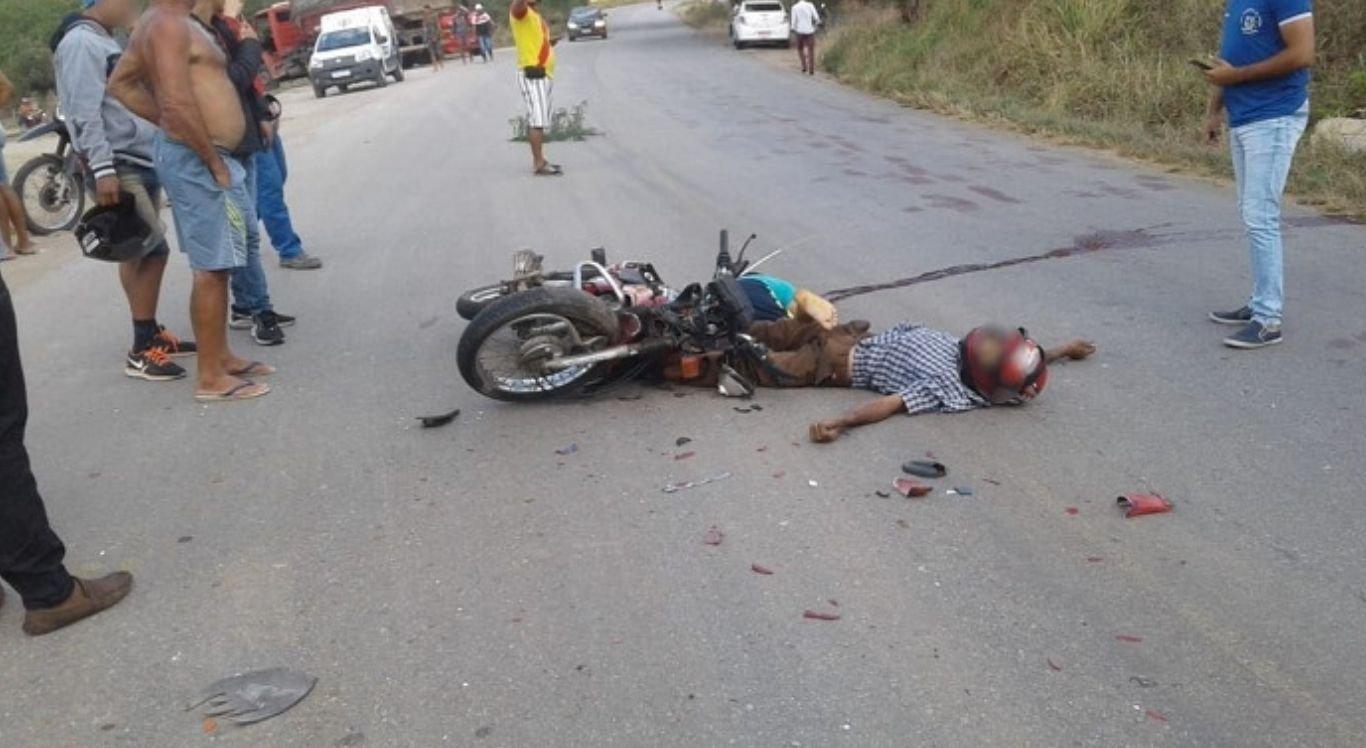 As vítimas morreram antes mesmo da chegada do socorro do Samu