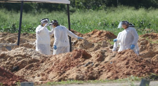 Covid-19: Brasil ultrapassa 159 mil mortes pela doença