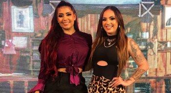 O pedido dos fãs foi atendido. Raphaela Santos e Priscila Senna estarão juntas em uma live no dia 10 de outubro