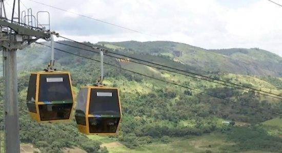 O equipamento já é considerado um dos mais atrativos da atualidade em relação à cadeia turística do Estado