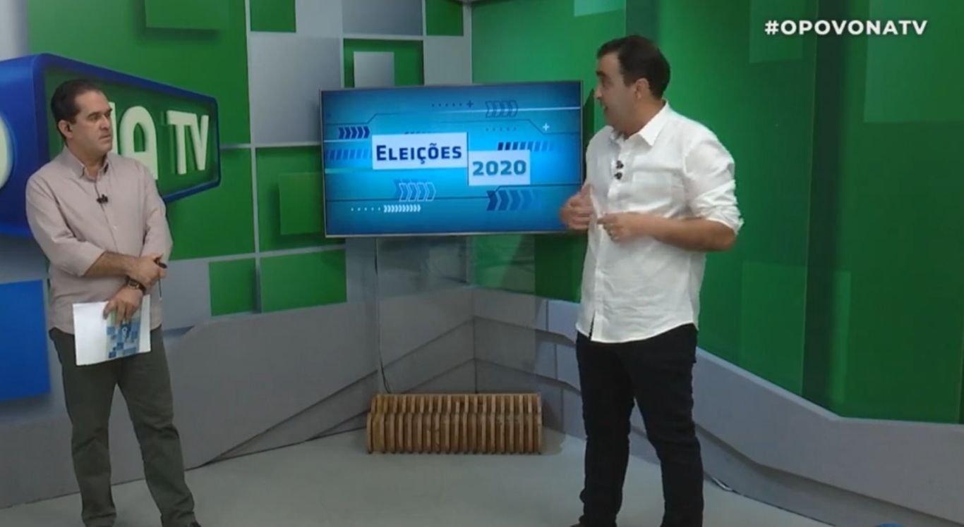 Marcelo Gomes teve 15 minutos para apresentar suas propostas para Caruaru