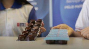 Chocolate desenvolvido por alunos pernambucanos contra a covid-19
