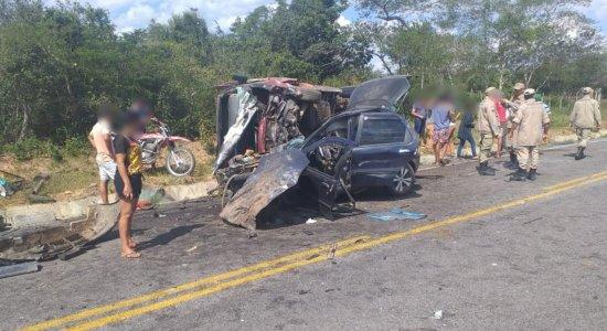Acidente ocorreu em Buíque